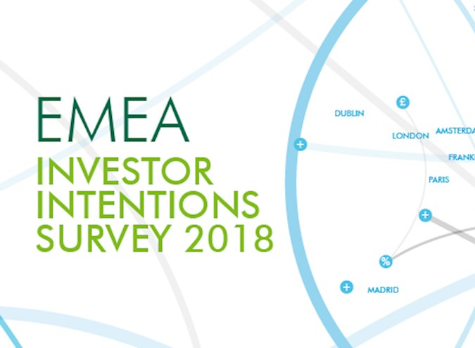 EMEA Investment Intentions Survey 2018